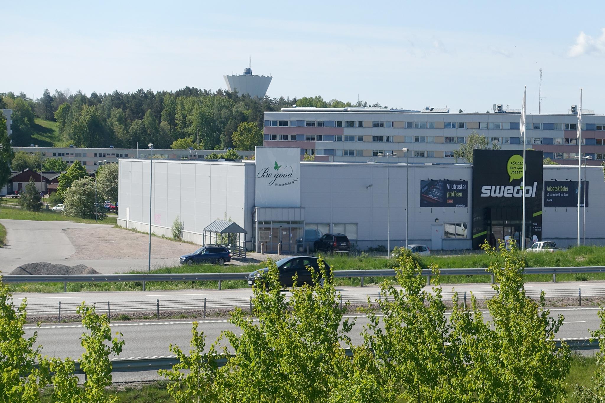 Nyproduktion – Handelsplatsen Gustavsberg i Nyköping