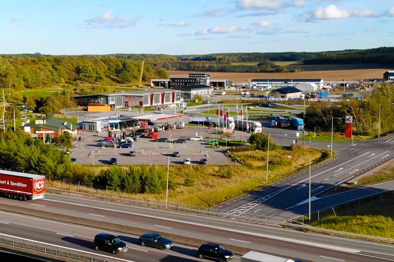 Nyproduktion – Toppläge vid E4:an i Klinga, Norrköping
